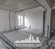 Spre vânzare penthouse  cu 2 camere + living și terasă, suprafața