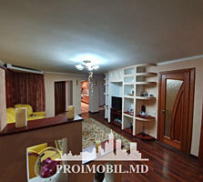 Nu ratați șansa de a procura un apartament cu 3 camere spațioase!+ .