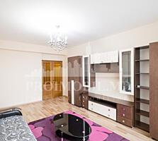 Vă oferim un apartament cu 3 camere, Frumos care merită atenția dvs! .