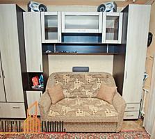 Se vinde apartament cu 1 camera in sectorul Riscani. Suprafata totala