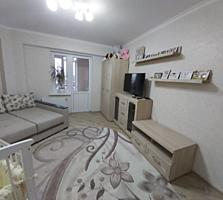 Vă propunem spre vînzare apartament cu 1 odaie + living, amplasat în .
