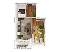 Proiect Imobiliar NOU! Bloc de Elită! * 9 etaje. * 2 nivele de ...