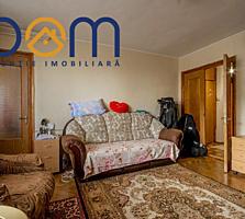 Apartament cu 1 cameră, 39m2 planificare individuală, str. Florilor