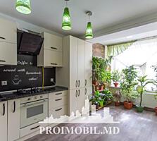 Vă propunem spre vînzare apartament cu 2camere cu living, amplasat .