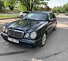 Mercedes-Benz E50 AMG
