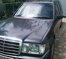 Mercedes W124, универсал. 2,3 бензин, 1990 год