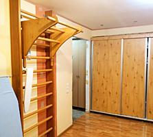 Apartamentul cu 1 cameră, cu suprafața 35 m2, sectorul Poșta Veche.