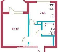 Vă propunem acest apartament cu 1cameră, sectorul Ciocana, bd. ...