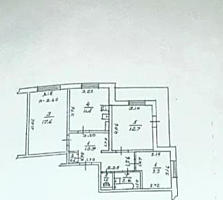 3- комнатная квартира Заболотного/Днепропетровская дорога