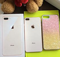 iPhone 8+ rose gold в продаже