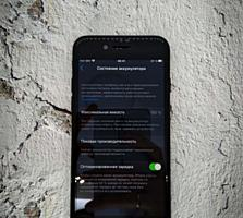iPhone 7, 128GB, аккумулятор 100%, состояние 10/10