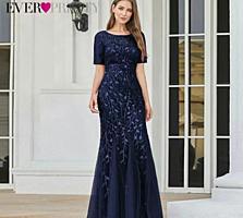 Продается новое вечернее платье
