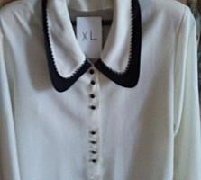 Продам две блузки, нарядные, белого и бордового цвета, платье и костюм