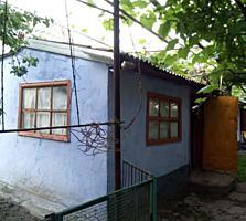 Продам или обменяю на квартиру старый саманный дом в г. Дубоссары.