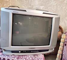 Продам рабочий телевизор Daewoo sumus
