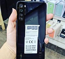 Новый ТЕСТИРОВАННЫЙ Сяоми Redmi Note 8, черный, 4/64 ГБ, 3G CDMA