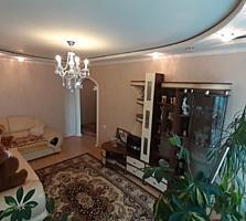 3-комнатная квартира после евроремонта на 10 квартале.