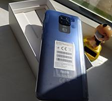 Тестированный Redmi Note 9 4/128 Gb, Серый VoLTE 4G IDC + защ. стекло