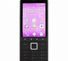 Кнопочный Android телефон