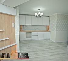 Vă prezentăm apartament cu 1 camera și living, str. N. Testemitanu, ..