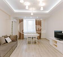 Se oferă spre vanzare apartament superb cu un design modern, ...