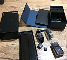 Новый Samsung S9 64GB CDMA/GSM black тестированный готов к подключению