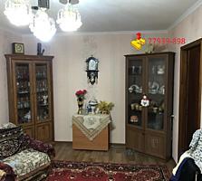Продается 2-комнатная квартира, высокий цоколь, большая пристройка.
