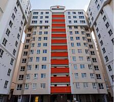 Se vinde apartament cu 1 odaie in bloc nou, Centru. Apartamentul are .