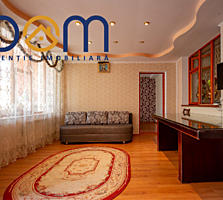 Apartament cu 3 camere +bucătărie mare cu living, 73m2, sect. Buiucani