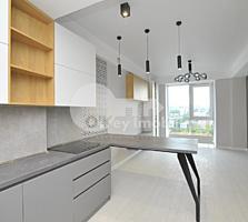 Va prezentăm un apartament cu reparație impecabilă, amplasat în ...