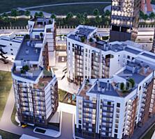 Noul Complex rezidenţial multifuncţional TORO CENTER, aflat în zona .