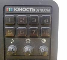 Советский телевизор