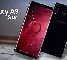 Galaxy a9 star