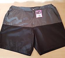 Мужские новые шорты плавки размер XL регулируются