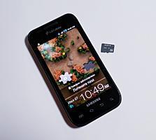 Samsung Galaxy S(CDMA)+ Карта памяти 4Gb - 500 руб