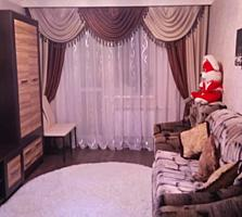 Продаётся 3 комнатная квартира с мебелью (Бендеры, мкрн. Северный)