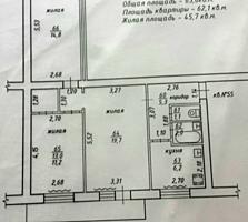 Продается 3 комнатная на Балке, ул Текстильщиков.