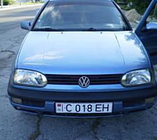 Продам а/м VW GOLF 3