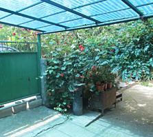 Продается часть дома в Думбраве, 2ком-ты, все удобства, ремонт, мебель