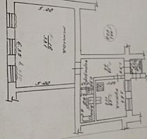 Центр две 2-к квартиры по цене одной 6 окон на Калинина 109/71/18 1/1