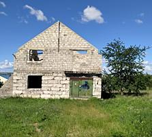 Бубуечь Bubuieci - 3 км от Кишинёва Дом недострой 21000 Евро - 7 сот