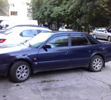 Разбираю - AUDI 100 1994 год. 2300 куб. бензин, механика.