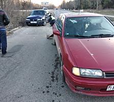 Nissan primera 800$, после аварии, на ходу. 1994 года.
