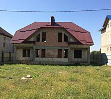 Продам недостроенный 2-х этажный дом, район Мечникова