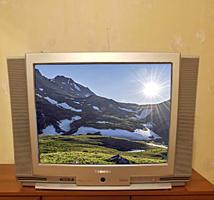 Телевизор Toshiba. Торг