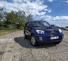 Тойота Рав 4 D4D 2.0 дизель. Полный привод расход 6.8 литра. Срочно