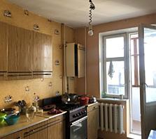 Кировский, Баня, 2-комнатная чешка, 6\9, 50,4 м2 общая площадь