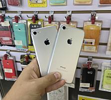 iPhone 7 32/128Gb 4G VoLTE CDMA/GSM-от 190$ Доставка/Рассрочка
