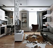 Сниму квартиру-студию, либо однокомнатную с евроремонтом!