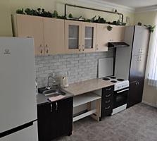Продается 1-комнатная квартира 38 кв. м. с автономным отоплением